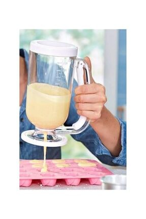 RENGİNN Hamur Dağıtıcı - Krep Makinesi - Pancake Makinesi 3