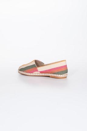 Moda Değirmeni Çok Renkli Kadın Babet Md1010-111-0001 3