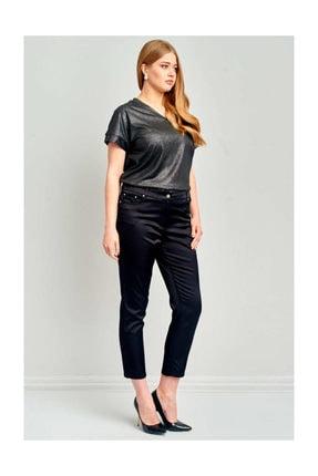 Ekol Kadın Dar Paça Pantolon 3