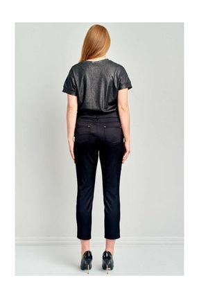 Ekol Kadın Dar Paça Pantolon 4