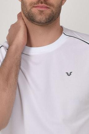 bilcee Beyaz Erkek T-shirt  GS-8821 2