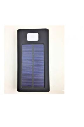 BLUE İNTER 10.000mah Powerbank Kablosuz Sarj Özelliği + Güneş Enerjili 3
