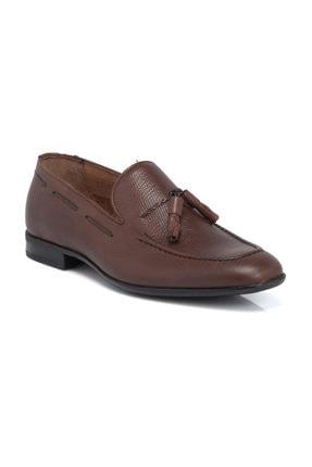 Tergan Taba Deri Erkek Ayakkabı 54306B67 0