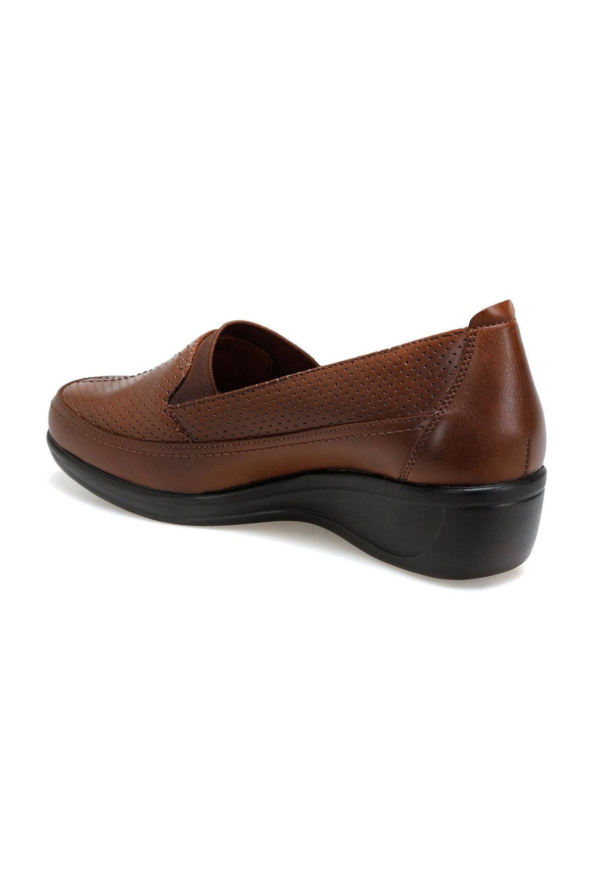 Polaris 103045.Z Taba Kadın Comfort Ayakkabı 100508612