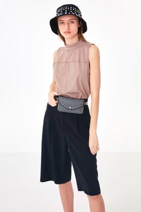 Twist Kadın Taş Kolsuz Tshirt TS1200070211030 0