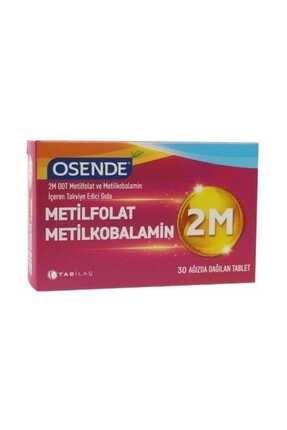 Osende 2m Metilfolat Metilkobalamin 30 Tablet 0
