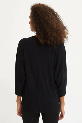 Defacto Regular Fit Uzun Kollu Tişört 4