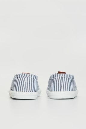 LC Waikiki Erkek Bebek Lacivert Çizgili Lgs Sneaker 2