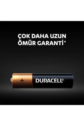 Duracell 4'lü Paket Alkalin Aaa İnce Kalem Pil 2