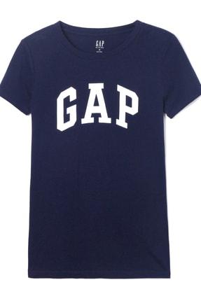 GAP Kadın Kadın Gap Logo Kısa Kollu T-Shirt 355309 4