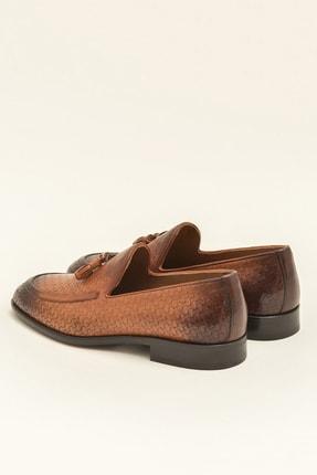 Elle SVERRE Deri Taba Erkek Ayakkabı 2