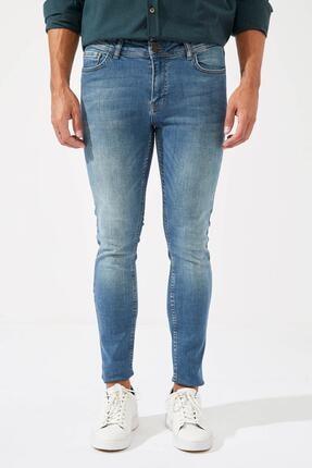 Martin Super Skinny Fit Düşük Bel Dar Paça Jean Pantolon R8760AZ20AU