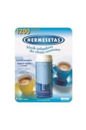 Hermesetas Klasik Tatlandırıcı 1200 Tablet  Ekonomik Boy 0