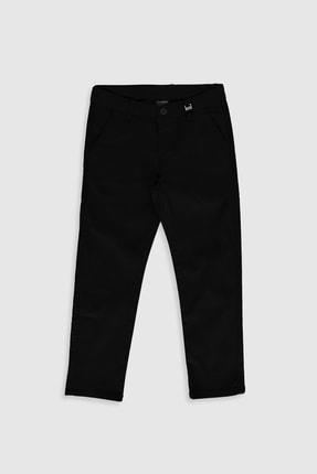 LC Waikiki Erkek Çocuk Yeni Siyah Cvl Pantolon 0