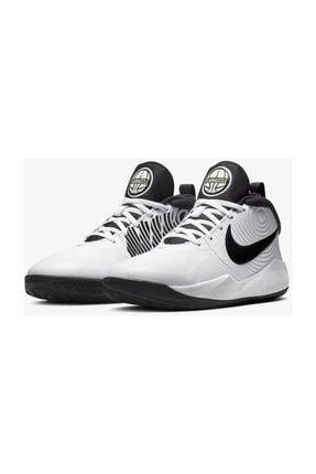 Nike Aq4224-100 Team Hustle D 9 (gs) Çocuk Günlük Ayakkabı 1