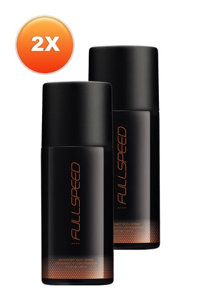 Avon Full Speed Erkek Deodorant 2'li Set 5050000101172 0