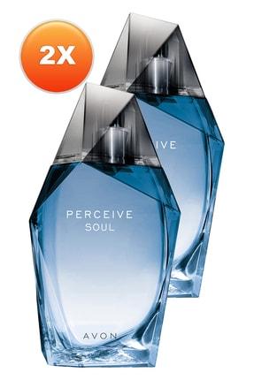 Avon Perceive Soul Erkek Parfüm Edt 100 ml 2'li Set 5050000104418 0