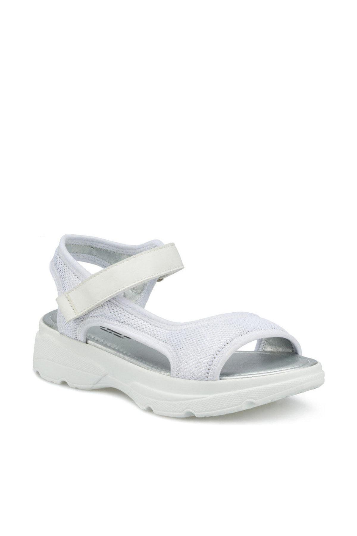 315501.Z Beyaz Kadın Sandalet 100507782
