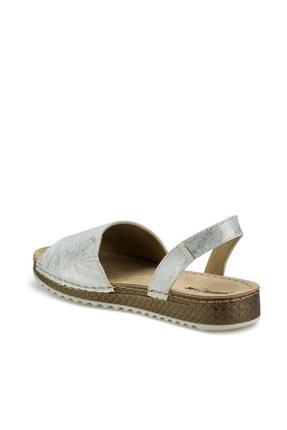 Polaris 161181.Z Gümüş Kadın Sandalet 100509672 2