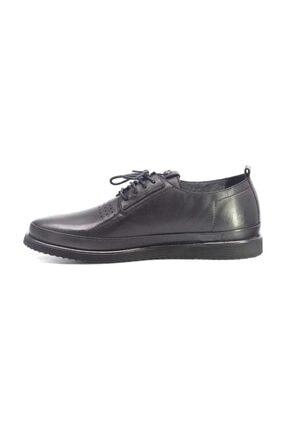 MARCOMEN 20y 152-11308 Erkek Deri Günlük Ayakkabı Siyah 2