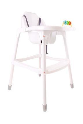 TTDEPO Beyaz Mgs Mama Sandalyesi Smartland Urt 3364 Zrs 0