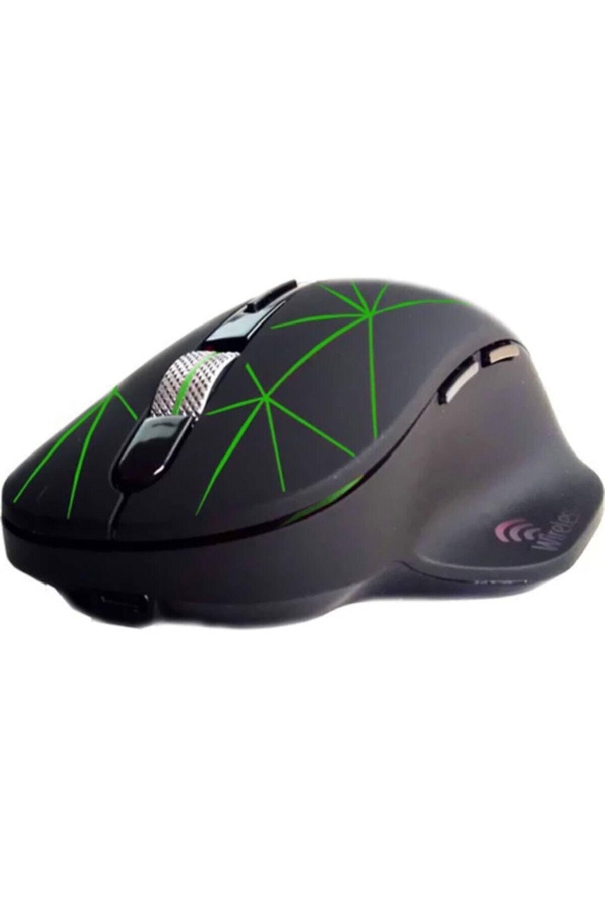 Inca Iwm-551 Kablosuz Usb+type C Şarj Edilebilir 1600dpi Mouse Sessiz