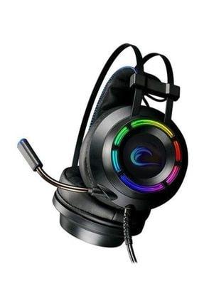 Rampage Rm-19 Forte-y Rgb Usb 7,1 Surround Led Işıklı Mikrofonlu Oyuncu Kulaklığı 2
