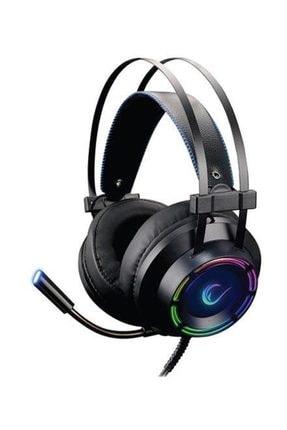 Rampage Rm-19 Forte-y Rgb Usb 7,1 Surround Led Işıklı Mikrofonlu Oyuncu Kulaklığı 3