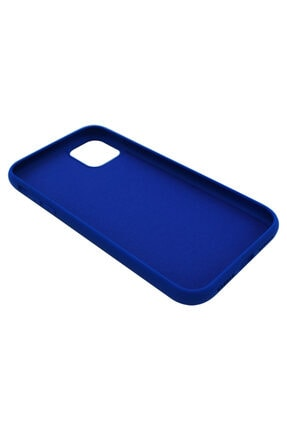 Shopi Redmi Note 8 Pro Içi Yumuşak Kadife Lacivert Lansman Silikon Kılıf Mükemmel Dokunuş 2