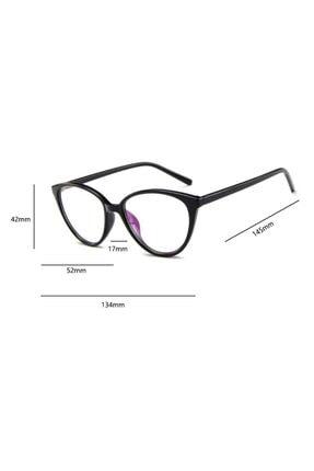 Müstesna Mavi Işık Blokeli Bilgisayar Ekran Koruma Gözlüğü Kadın Modelleri Koruyucu Iş Gözlük 4