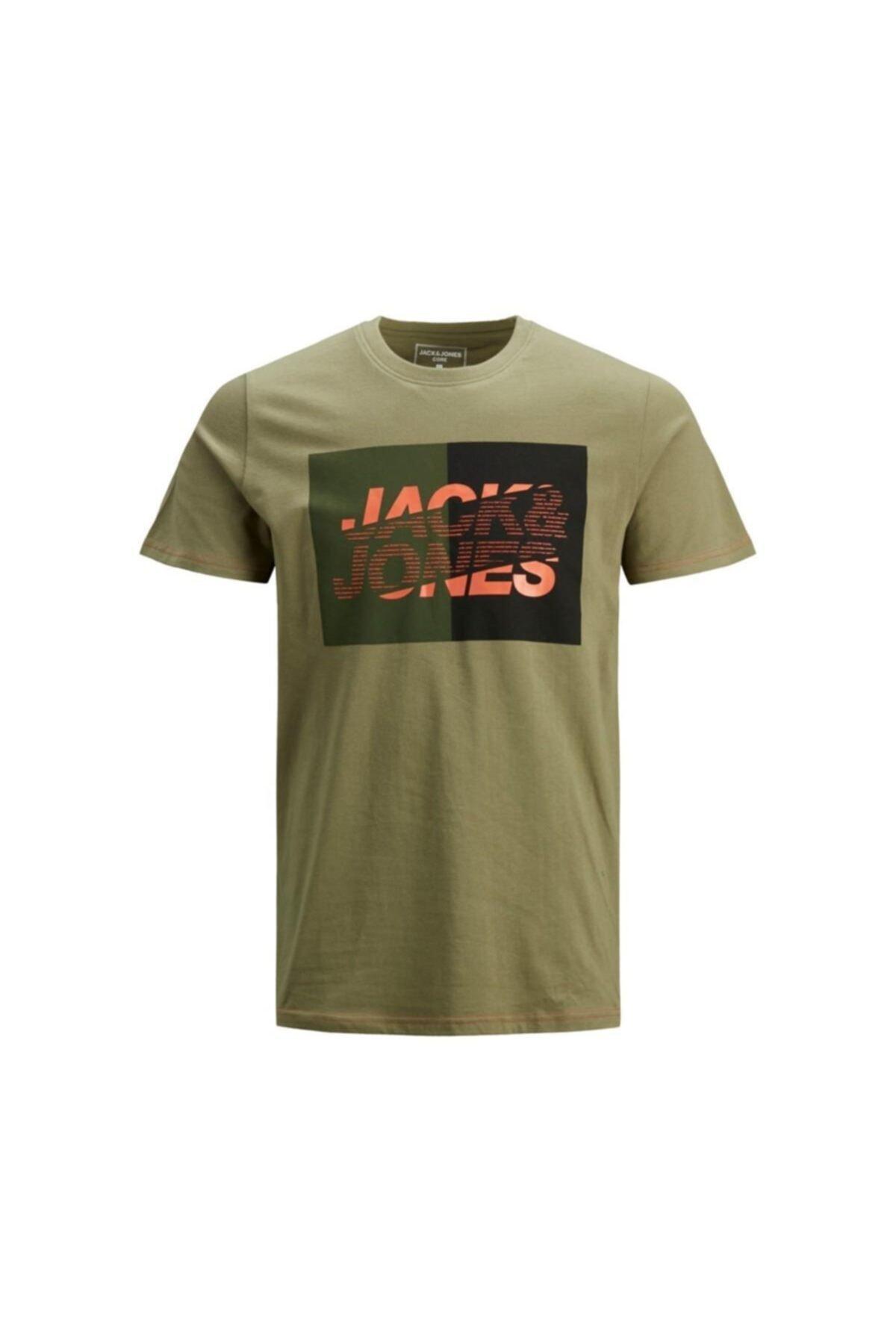 Erkek Yeşil T-shirt 12185076