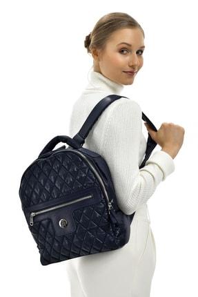 TH Bags Kadın / Kız Sırt Çantası Th028700 Lacivert 0
