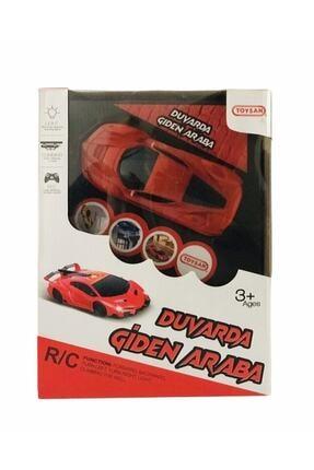 Toysan Duvarda Tavanda Giden Araba Kumandalı Araba Şarjlı Toy-21 3