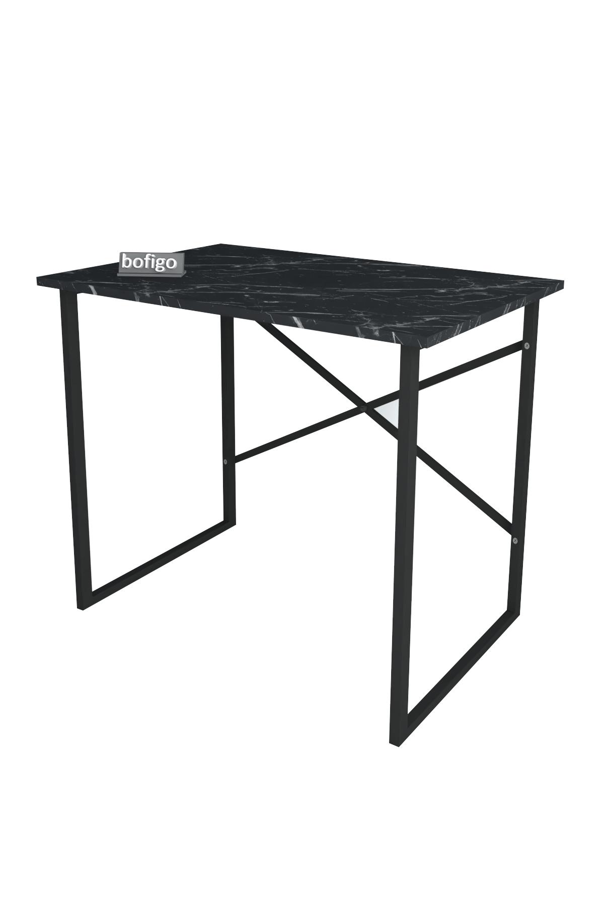 Bofigo 60x90 cm Çalışma Masası Laptop Bilgisayar Masası Ofis Ders Yemek Cocuk Masası Bendir 4