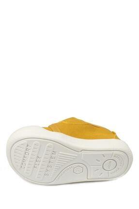 Vicco Unisex Bebek Sarı Yürüyüş Ayakkabısı 211 950.e19k224 4