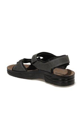 Polaris 400625.M1FX Gri Erkek Sandalet 101022108 2
