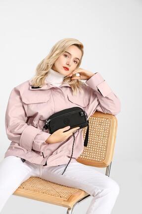 Smart Bags Smbyb1112-0001 Siyah Kadın Minik Çapraz Çanta 1