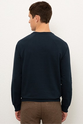 US Polo Assn Lacıvert Erkek Sweatshirt 2