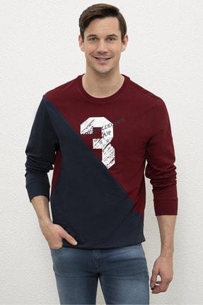US Polo Assn Lacıvert Erkek Sweatshirt G081Sz082.000.1219416 0