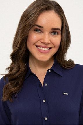 US Polo Assn Kadın  Gömlek 1