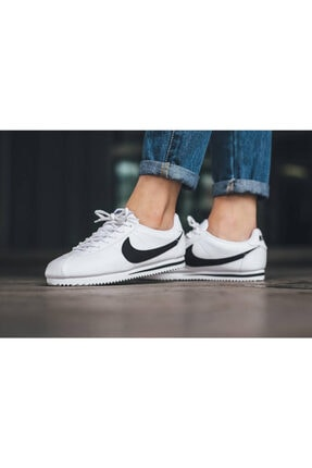 Nike 819719-100 Cortez Basıc Leather 2
