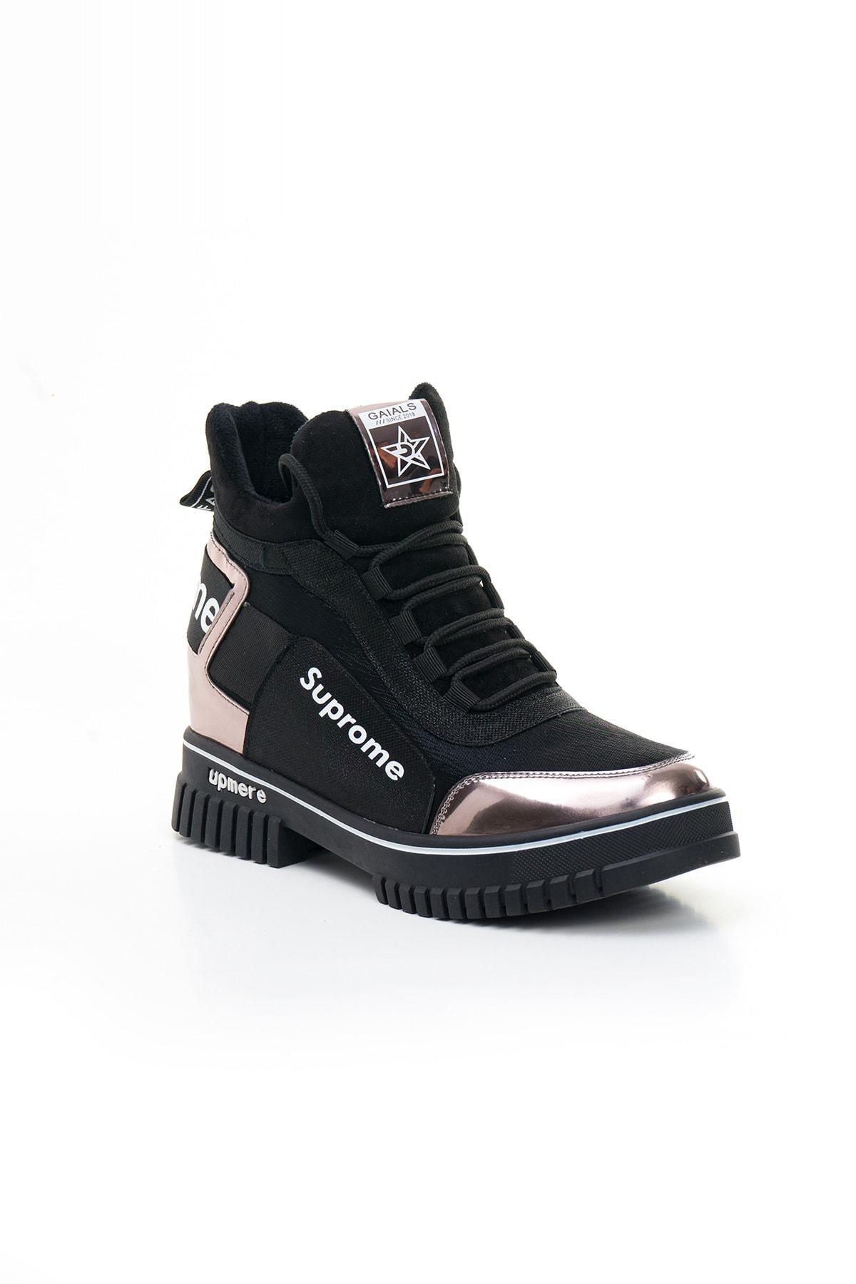 Guja Kadın Siyah Spor Ayakkabı 19k326-3