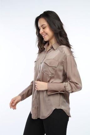 BDZBUTİK Kadın  Gömlek 2