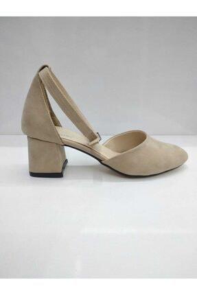 Kısa Topuklu Ayakkabı 567945