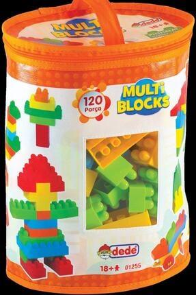 DEDE Multi Blocks 120 Parça 0