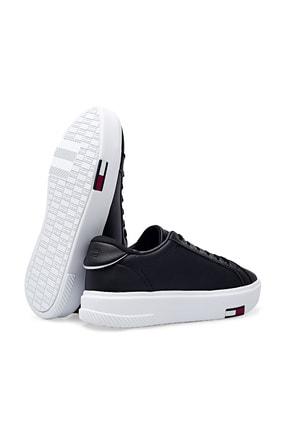 Tommy Hilfiger Kadın Sneaker Ayakkabı En0en01268 Bds 3