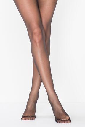 Penti Siyah Mat 20 Külotlu Çorap 1