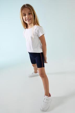 Defacto Kız Çocuk Basic Kısa Tayt 0