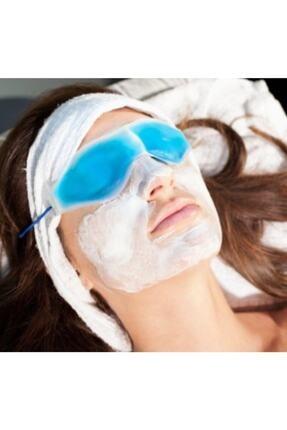 Keskin Hediyelik Jel Buz Göz Maskesi Göz Altı Torbası Şişlik Giderici Uyku Bandı 0