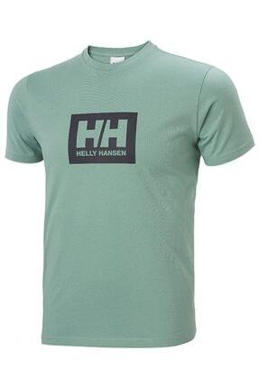 Helly Hansen Erkek Yeşil Hh Tokyo Tshırt 0